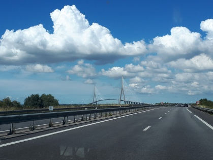Highway clouds