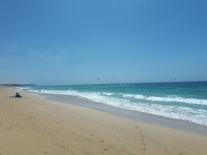 More beach