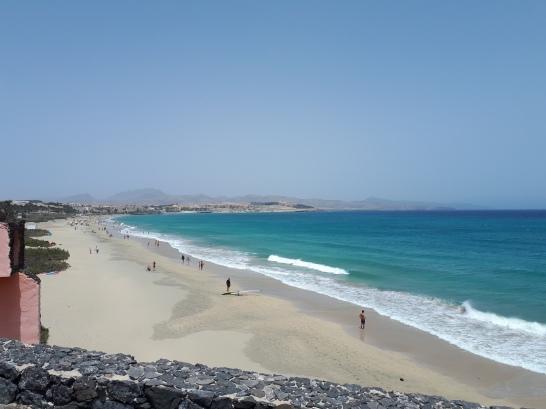 More beach (I like the beach)